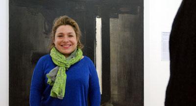 Interview de Camille Morando, responsable de la documentation des œuvres pour les collections modernes du Musée national d'art moderne et commissaire de l'exposition,