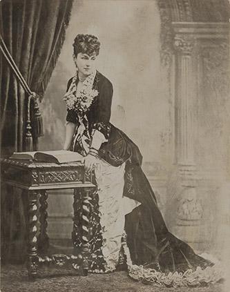 Marquise Marie Arconati Visconti, 1870, Collection Château de Gaasbeek. © MAD, Paris / Jean Tholance.