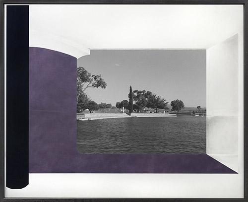 Constance Nouvel Plan-image VIII, 2019. © Constance Nouvel / Adagp, courtesy galerie In Situ - fabienne leclerc.