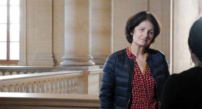 Interview de Dominique de Font-Réaulx, directrice de la Médiation et de la programmation culturelle au Musée du Louvre.