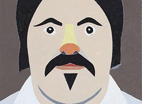 """🔊 """"La Comédie humaine"""" Balzac par Eduardo Arroyo à la Maison de Balzac, Paris du 6 février au 10 mai 2020 (prolongée jusqu'au 16 août 2020)"""