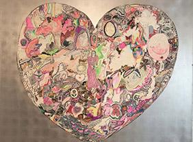 """🔊 """"Coeurs"""" Du romantisme dans l'art contemporain au Musée de la Vie Romantique, Paris du 14 février au 12 juillet 2020"""