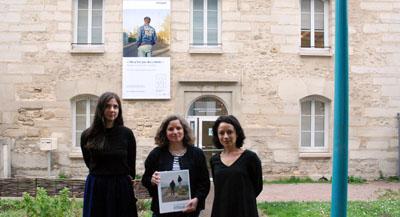 Interview de Cécile Cuny, Nathalie Mohadjer et Hortense Soichet