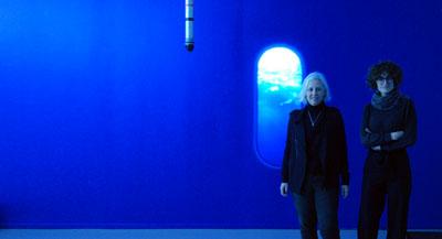 PODCAST - Interview de Ursula Biemann, artiste, et de Claire Hoffmann, responsable de la programmation des arts visuels du Centre culturel Suisse et commissaire de l'exposition