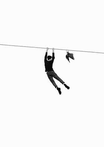 Dorian Sari, La Parade, photographie, 2020, courtesy Fabio Sonego.