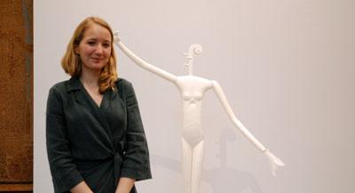 Interview de Michèle Kieffer, attachée de conservation à la Fondation Giacometti et commissaire de l'exposition,