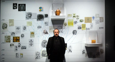 Interview de Frédéric Migayrou, Directeur adjoint du Musée national d'art moderne-Centre de Création Industrielle et co-commissaire de l'exposition