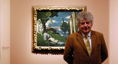 PODCAST - Interview de Alain Tapié, conservateur en chef, honoraire des musées de France et commissaire de l'exposition