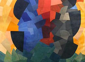 """""""Otto Freundlich (1878-1943)"""" La révélation de l'abstraction au Musée de Montmartre, Paris du 28 février au 6 septembre 2020"""