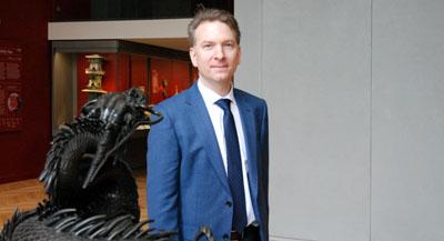PODCAST - Interview de Eric Lefebvre, Directeur du Musée Cernuschi - Musée des arts de l'Asie de la ville de Paris