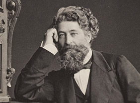 Portrait d'Henri Cernuschi, 1876.