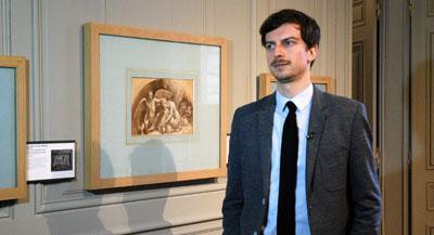 PODCAST - Interview de Mathieu Deldicque, conservateur du patrimoine au musée Condé et commissaire de l'exposition
