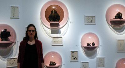 PODCAST - Interview de Ophélie Ferlier-Bouat, conservatrice Sculpture au musée d'Orsay et co-commissaire de l'exposition, par Anne-Frédérique Fer, à Paris, le 9 mars 2020, durée 19'51. © FranceFineArt.