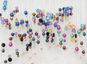 """""""Ernest Breleur"""" Big Bang Boom ! A cosmic poetry, à la Maëlle Galerie, Paris, du 16 mai au 18 juillet 2020"""