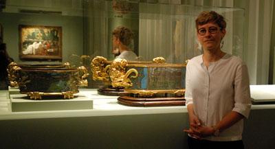 PODCAST - IInterview de Marine Kisiel, conservatrice au musée d'Orsay et co-commissaire de l'exposition, par Anne-Frédérique Fer, à Paris, le 22 juin 2020, durée 15'30. © FranceFineArt.