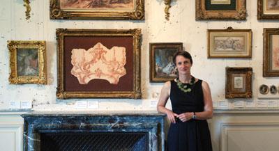 PODCAST - Interview de Bénédicte Gady, conservatrice du Patrimoine en charge du Département des Arts Graphiques et commissaire de l'exposition, par Anne-Frédérique Fer, à Paris, le 23 juin 2020, durée 18'20. © FranceFineArt.