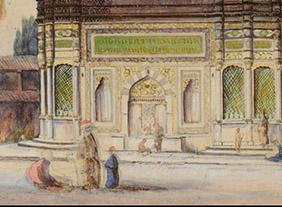 """🔊 """"Mille et un Orients"""" Les grands voyages de Girault de Prangey (1804-1892), au musée d'Art et d'Histoire de Langres, du 1er juillet au 29 novembre 2020"""