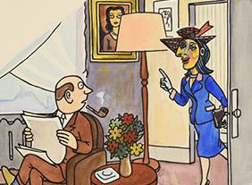"""🔊 """"Picasso et la bande dessinée"""" au Musée national Picasso, Paris, du 21 juillet 2020 au 3 janvier 2021"""