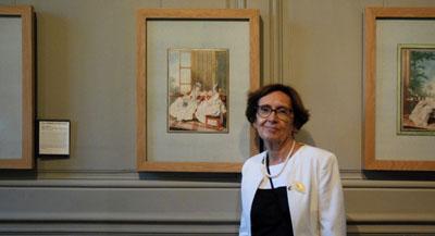 PODCAST - Interview de Mathieu Deldicque, conservateur du patrimoine au musée Condé et commissaire de l'exposition, par Anne-Frédérique Fer, à Chantilly, le 4 septembre 2020, durée 10'53. © FranceFineArt.