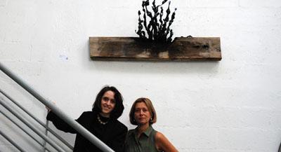 PODCAST - Interview de Clarisse Russel et de Valérie Delaunay, commissaires de l'exposition, par Anne-Frédérique Fer, au Kremlin-Bicêtre, le 8 septembre 2020, durée 16'32. © FranceFineArt.