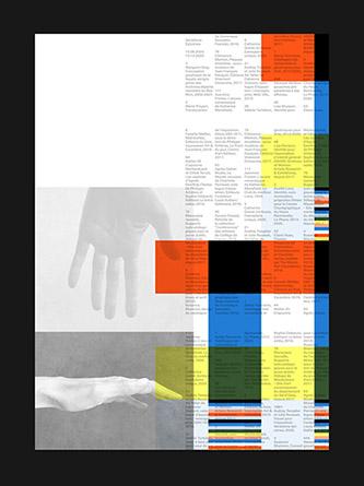 Julie Rousset et Audrey Templier, Visuel pour l'exposition Variations épicènes, 2020. © Rousset-Templier. Interview de Vanina Pinter, commissaire de l'exposition, par Anne-Frédérique Fer, à Nogent-sur-Marne, le 9 septembre 2020, durée 14'42. © FranceFineArt.