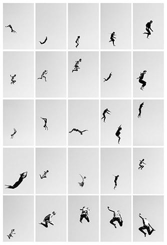 Gilles Coulon, Série Quand le ciel , Rocher du Goudoul #1. 2020. Tirage pigmentaire, sur papier Hanemule Rag. ©Gilles Coulon, courtesy galerie Sit Down.