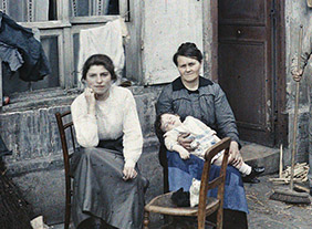 """🔊 """"Paris 1910-1937"""" Promenades dans les collections Albert-Kahn, à la Cité de l'architecture & du patrimoine, Paris, du 16 septembre 2020 au 11 janvier 2021"""