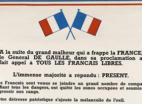 """🔊 """"Comme en 40…"""" au musée de l'Armée, hôtel des Invalides, Paris, du 17 septembre 2020 au 10 janvier 2021"""