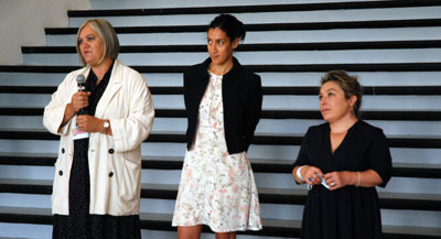 PODCAST -Interview de Camille Morando, docteure en histoire de l'art, responsable de la documentation des œuvres au musée national d'art moderne - Centre Pompidou et co-commissaire de l'exposition, par Anne-Frédérique Fer, à Paris, le 17 septembre 2020, durée 16'47. © FranceFineArt.