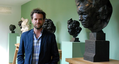 PODCAST -Interview de Colin Lemoine, responsable des sculptures et commissaire de l'exposition, par Anne-Frédérique Fer, à Paris, le 18 septembre 2020, durée 15'36. © FranceFineArt.