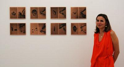 PODCAST -Interview de Muriel Enjalran, commissaire de l'exposition et directrice du CRP - Centre régional de la photographie Hauts-de-France, par Anne-Frédérique Fer, à Douchy-les-Mines, le 19 septembre 2020, durée 10'23. © FranceFineArt.