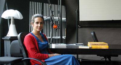 PODCAST -Interview de Fiammetta Horvat, la fille de Frank Horvat, par Anne-Frédérique Fer, à Boulogne-Billancourt, le 1er octobre 2020, durée 14'23. © FranceFineArt.