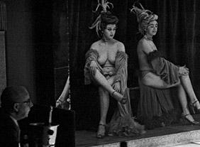 """🔊 """"Frank Horvat"""" Paris, années 1950, à la Maison de la Photographie Robert Doisneau, Gentilly, du 14 octobre 2020 au 10 janvier 2021"""