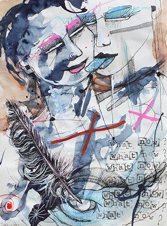Sylvain Silleran, Alive & Kicking. © Sylvain Silleran.