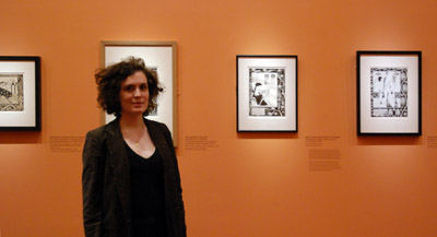 PODCAST -Interview de Elise Dubreuil, conservatrice arts décoratifs au musée d'Orsay et co-commissaire de l'exposition, par Anne-Frédérique Fer, à Paris, le 12 octobre 2020, durée 15'55. © FranceFineArt.