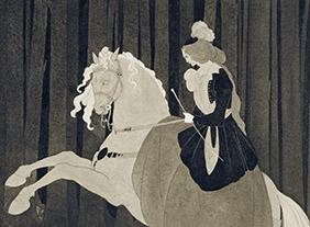 """🔊 """"Aubrey Beardsley (1872-1898)"""" au Musée d'Orsay, Paris, du 13 octobre 2020 au 10 janvier 2021"""