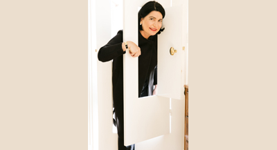 PODCAST -Interview de Nadia Candet, Fondatrice et conceptrice de Private Choice, par Anne-Frédérique Fer, à Paris, le 14 octobre 2020, durée 10'54. © FranceFineArt. (photographie © Antoine Rozes)