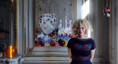 PODCAST -Interview de Marlène Mocquet, par Anne-Frédérique Fer, à Paris, le 21 octobre 2020, durée 14'29. © FranceFineArt.