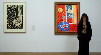 PODCAST -Interview de Aurélie Verdier, conservatrice - Collection moderne - Musée national d'art moderne, et commissaire de l'exposition, par Anne-Frédérique Fer, à Paris, le 19 octobre 2020, durée 18'12. © FranceFineArt.