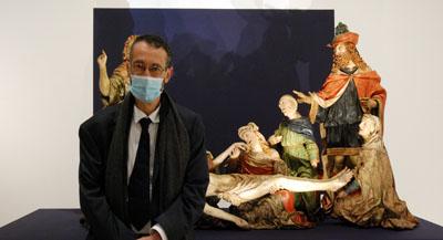 PODCAST -Interview de Marc Bormand, conservateur en chef du Patrimoine, département des Sculptures du musée du Louvre et co-commissaire de l'exposition, par Anne-Frédérique Fer, à Paris, le 20 octobre 2020, durée 12'37. © FranceFineArt.