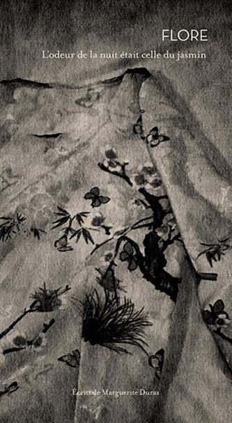 Couverture L'odeur de la nuit était celle du jasmin de FLORE aux éditions Maison CF. . © FLORE, courtesy Galerie Clémentine de la Féronnière.