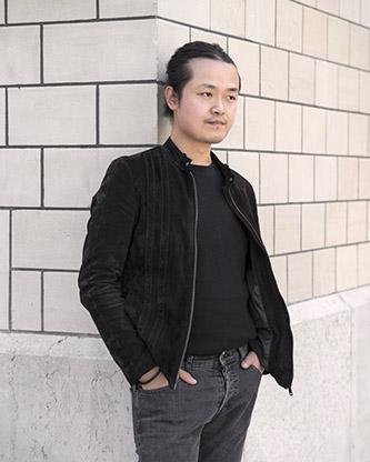 Portrait de Zhang Yunyao. Photo : Thomas Humery.