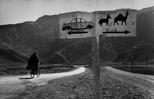 Marc Riboud, Passe de Khyber, Afghanistan, 1956. © Marc Riboud / Fonds Marc Riboud au MNAAG.