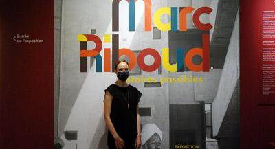 PODCAST -Interview de Lorène Durret, directrice de Les Amis de Marc Riboud et co-commissaire de l'exposition, par Anne-Frédérique Fer, à Paris, le 7 décembre 2020, durée 26'29. © FranceFineArt.
