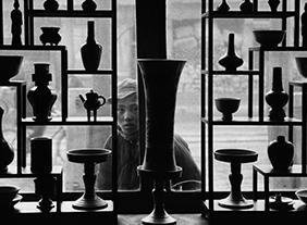 """🔊 """"Marc Riboud"""" Histoires possibles, au Musée Guimet, Paris, du 16 décembre 2020 au 3 mai 2021"""