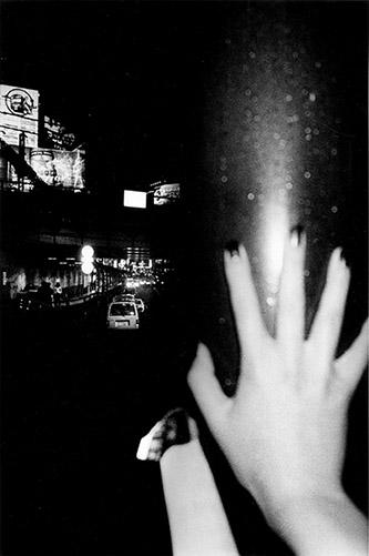 Daido Moriyama, Untitled, de la série « Shinjuku », 2002. © Daido Moriyama Photo Foundation. Courtesy of Akio Nagasawa Gallery.