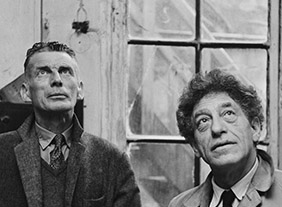 "🔊 ""Giacometti / Beckett"" Rater encore. Rater mieux. Institut Giacometti, Paris, du 9 janvier au 28 mars 2021"