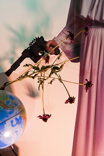 Thomas KLOTZ, Eve's Room #1, 2019. © Thomas Klotz. Courtesy de l'artiste et de la Galerie Nathalie Obadia Paris / Bruxelles.