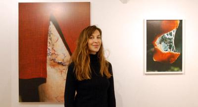 PODCAST -Interview de Lucile Boiron, par Anne-Frédérique Fer, à Paris, le 13 janvier 2021, durée 16'54. © FranceFineArt.