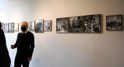 PODCAST -Interview de Gilles Taquet, directeur de la galerie Roger-Viollet, par Anne-Frédérique Fer, à Paris, le 12 février 2021, durée 9'31. © FranceFineArt.